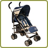 Buggy Jolly blau - Kinderwagen und Travelsystem